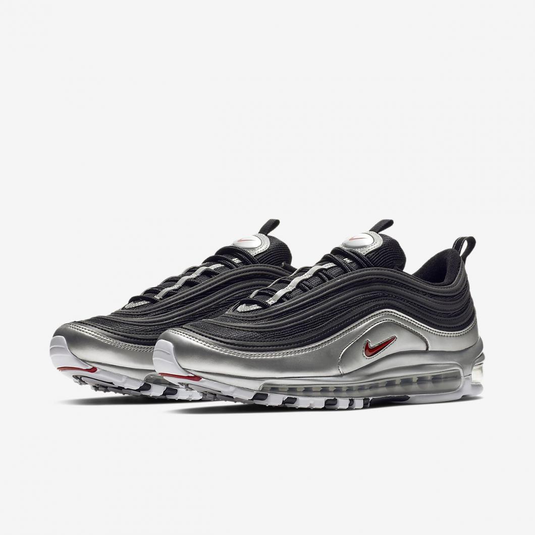 scarpe nike air max 97 uomo silver